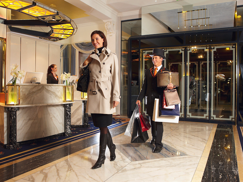Picture of Shopping at Grand Resort Bad Ragaz