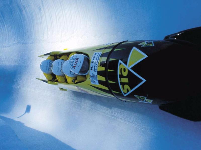 Picture of Olympic Bob Run St. Moritz-Celerina