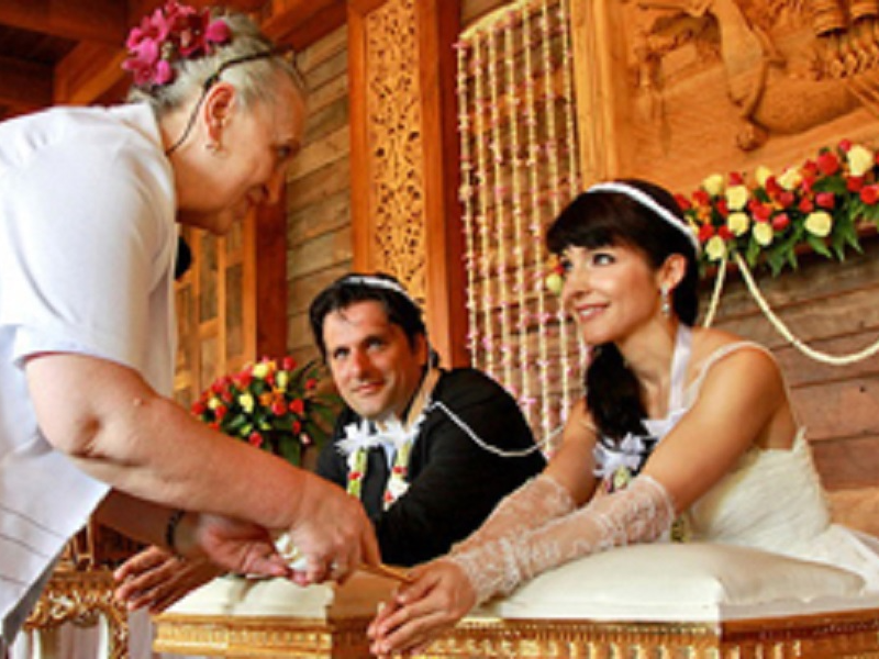 Picture of Traditional Thai Wedding Ceremony Package