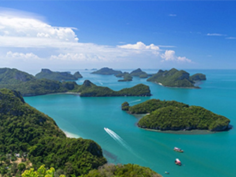 Picture of Angthong National Marine Park
