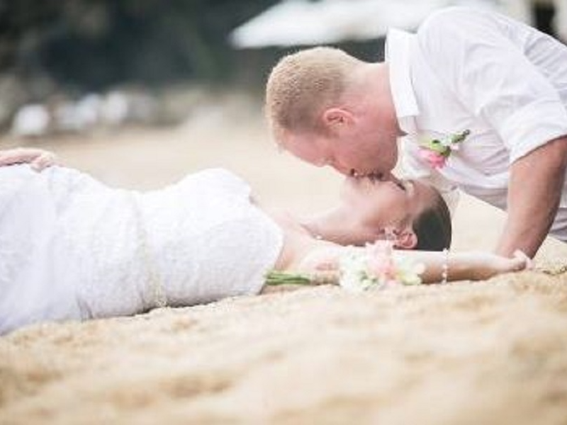 Picture of wedding