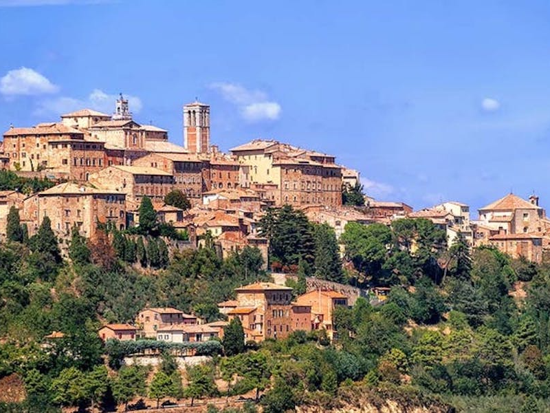 Picture of Montalcino, Pienza and Montepulciano food and wine tour from Siena