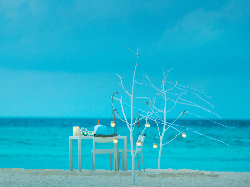 Picture of Romantic Beach Dinner