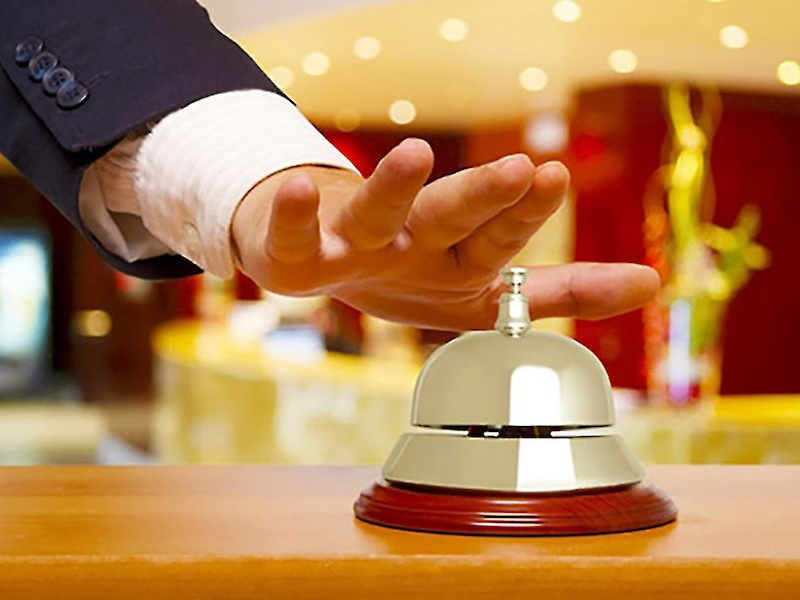 Picture of Services | Hotel d'Inghilterra