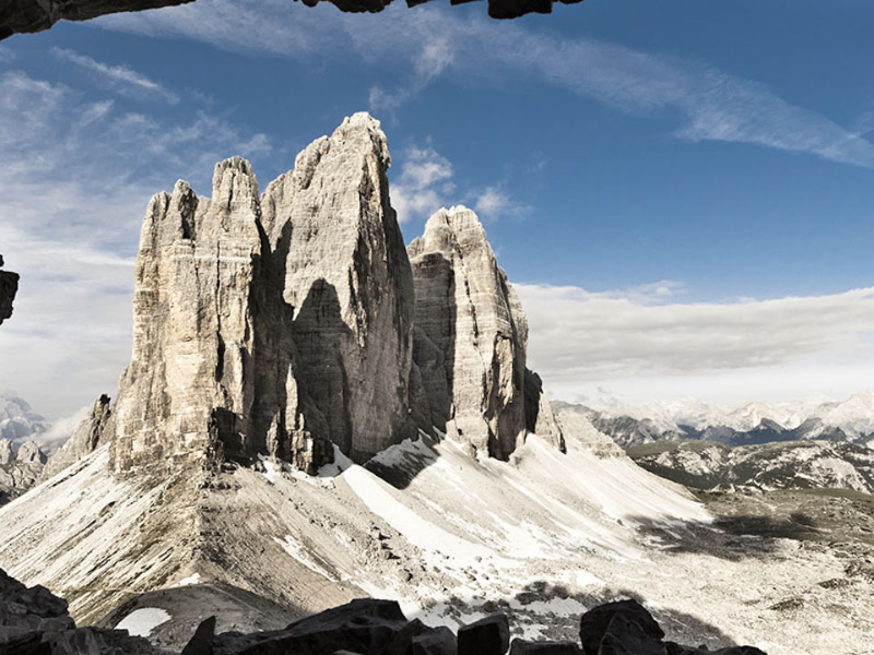 Picture of Climbing in the Dolomites: Via Ferrate