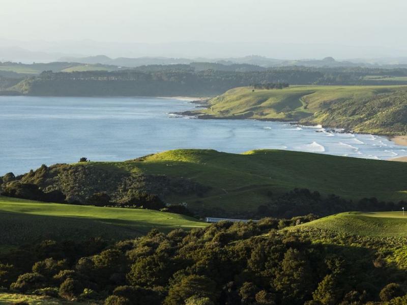 Picture of The Region - Kauri Cliffs, Northland
