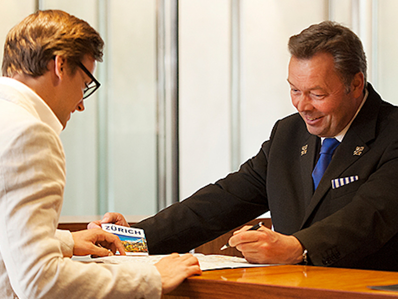 Picture of Concierge service (24/7)