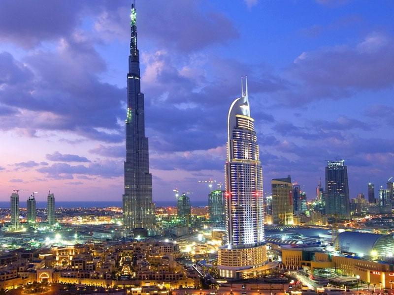 Picture of DUBAI, A CITY OF SUPERLATIVES