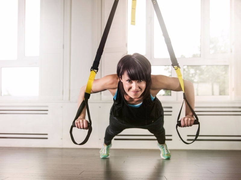 Picture of TRX Training