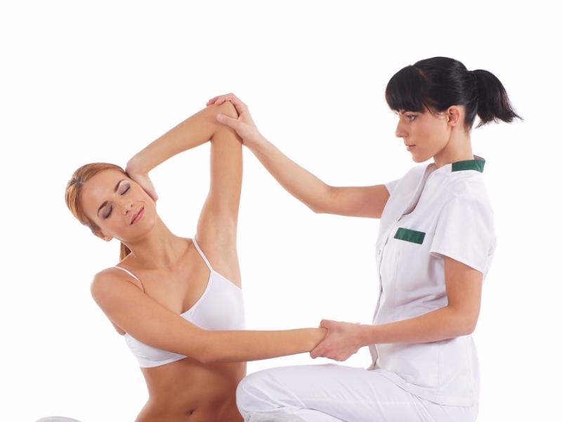 Picture of Neck-shoulder gymnastics
