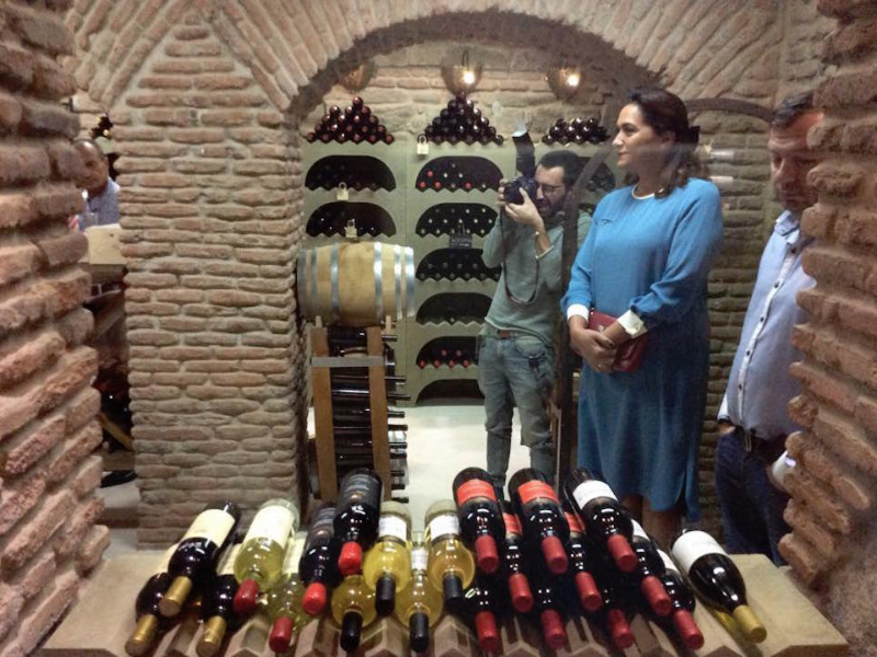 Picture of Wine Cellar