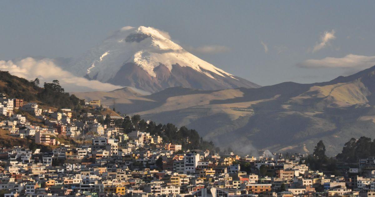 5D-4N Quito - Baños  / Hiking in Ecuador / Private Premium service