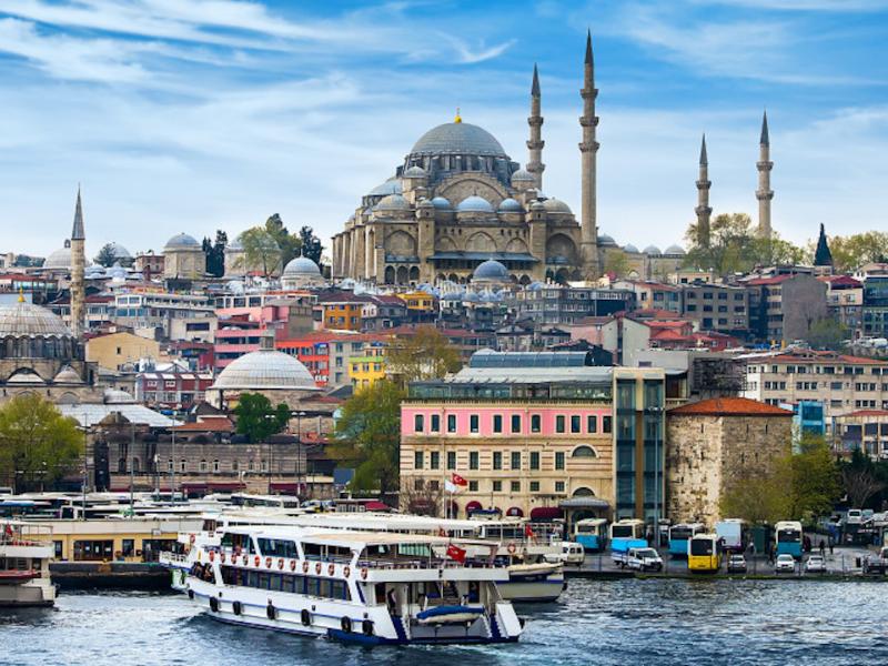 8 Days Eyes of Turkey  ( SIC )
