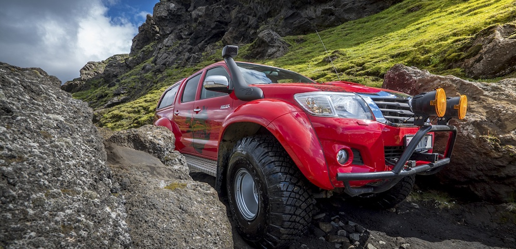 Extreme 4x4 adventure explore without limits , Day trip