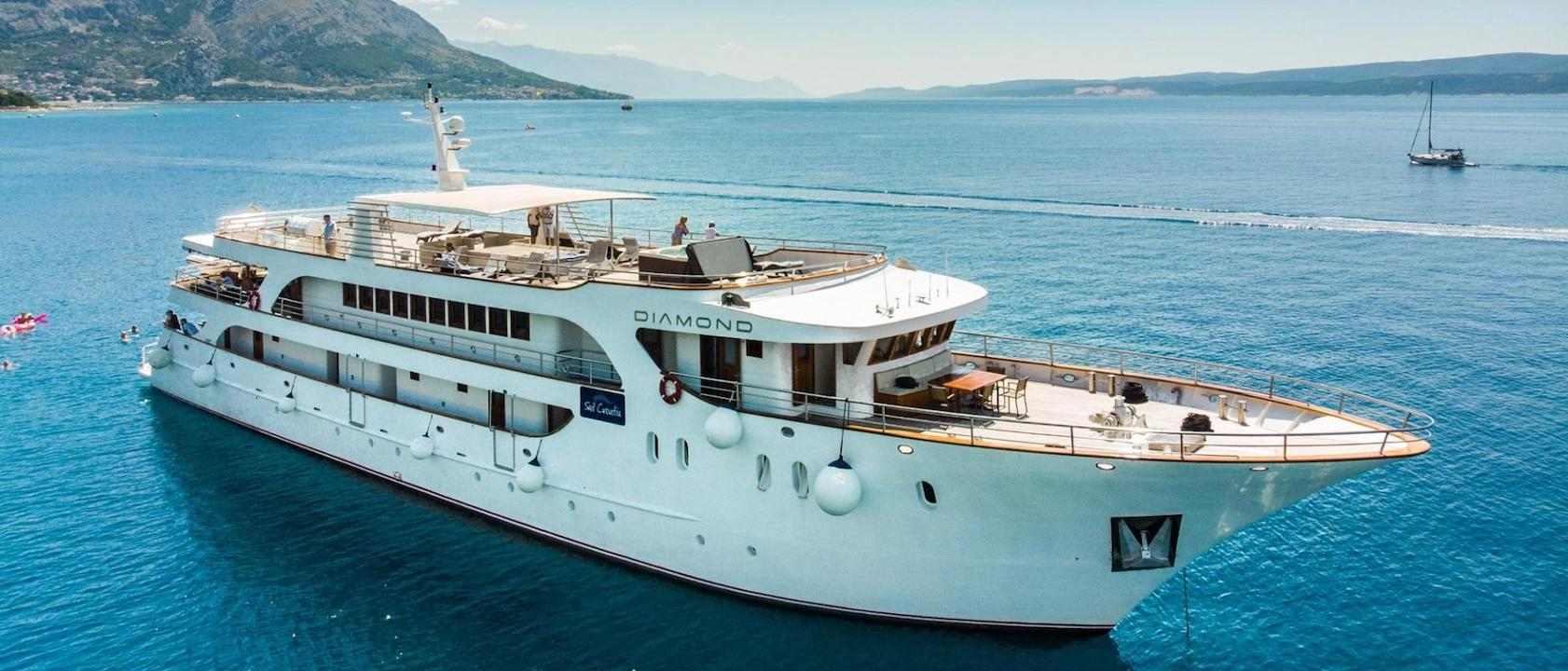 8 Day Adriatic Discovery with the MV Diamond