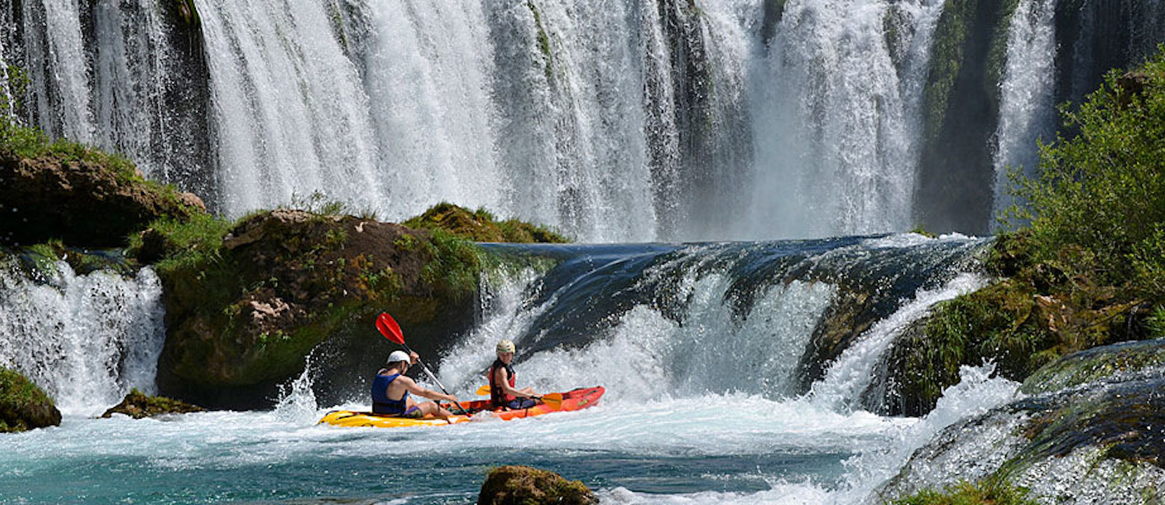 3 Days Dalmatia Weekend Adventure, Cycling, kayaking and rafting, best weekend gataway. JULY , AUGUST High season