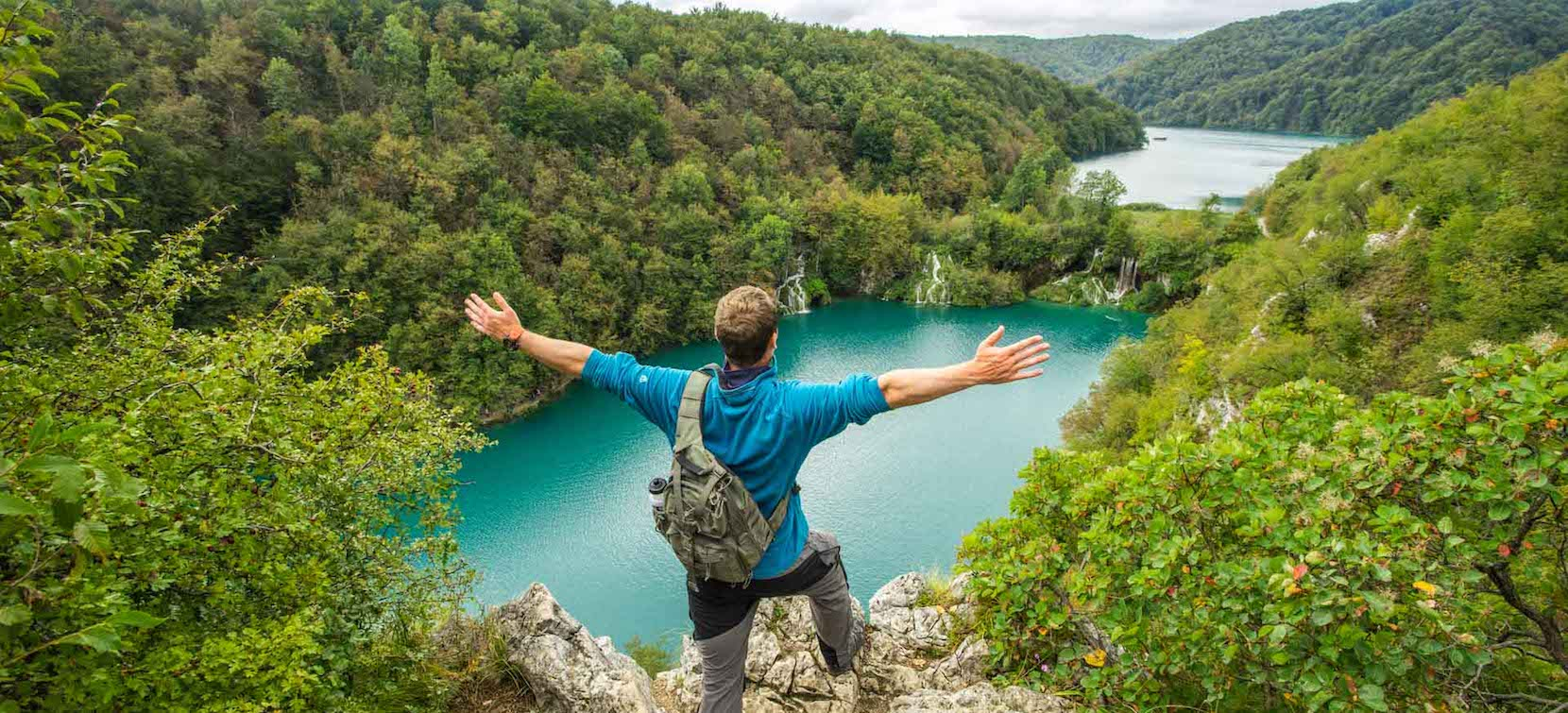 8 Day  Croatia hiking holiday an unforgettable hiking adventure. SEPTEMBER