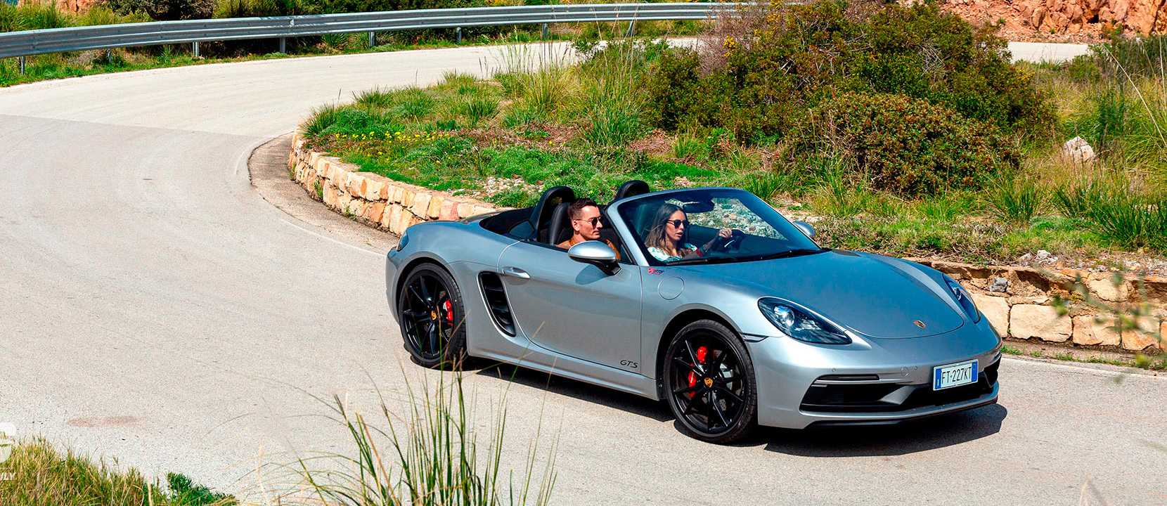 3 Day Self drive Porsche Ragusa Tour, Sicily / Italy - June, July, Sept