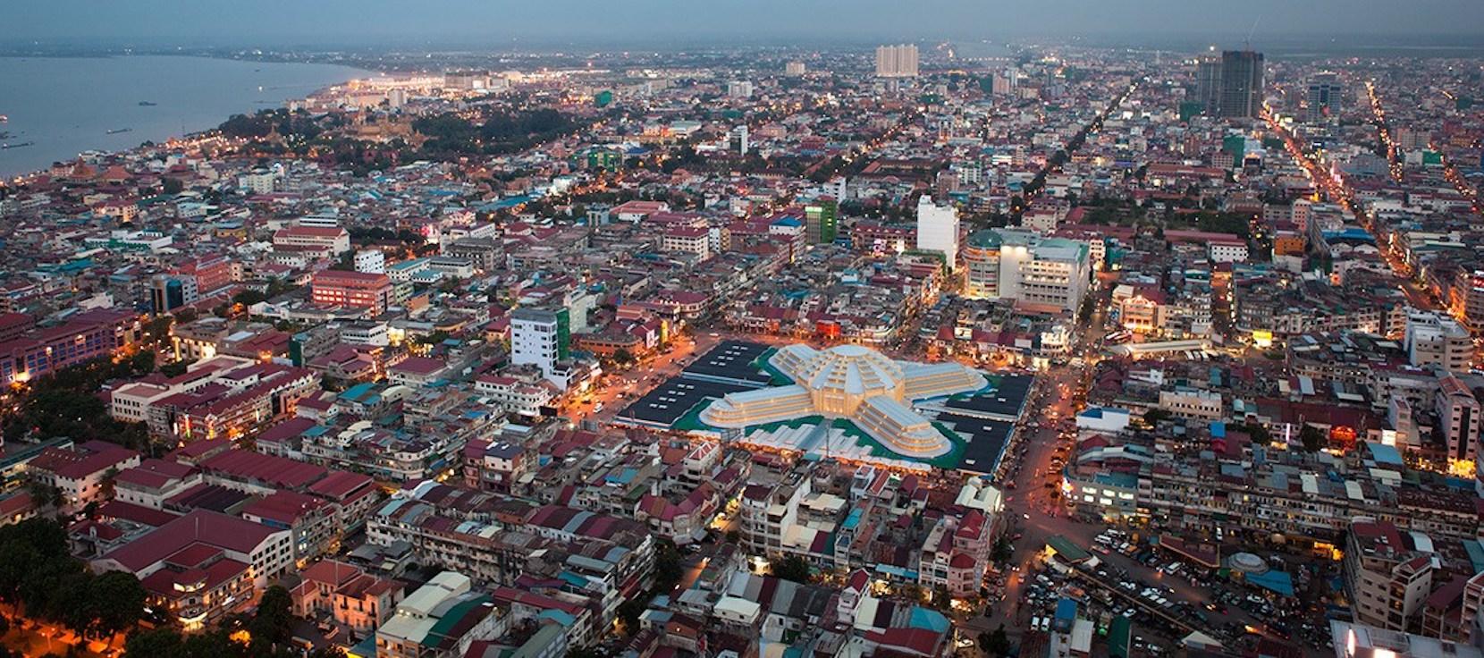 4 Day Phnom Penh Free & Easy (Luxury) 01/04/18 <> 15/09/18