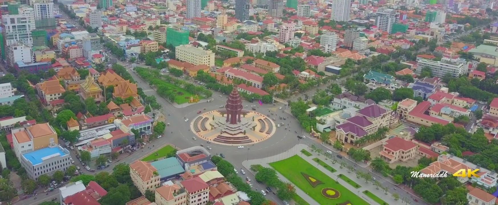 4 Day Phnom Penh Free & Easy (DeLuxe) 01/04/18 <> 15/09/18
