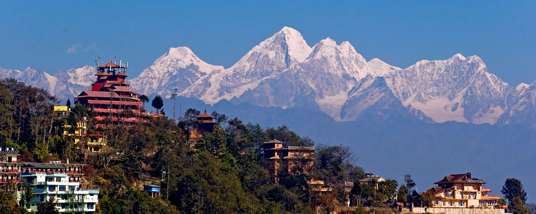 3 Day Taste of Nepal or stop over package ( Private tour for two )