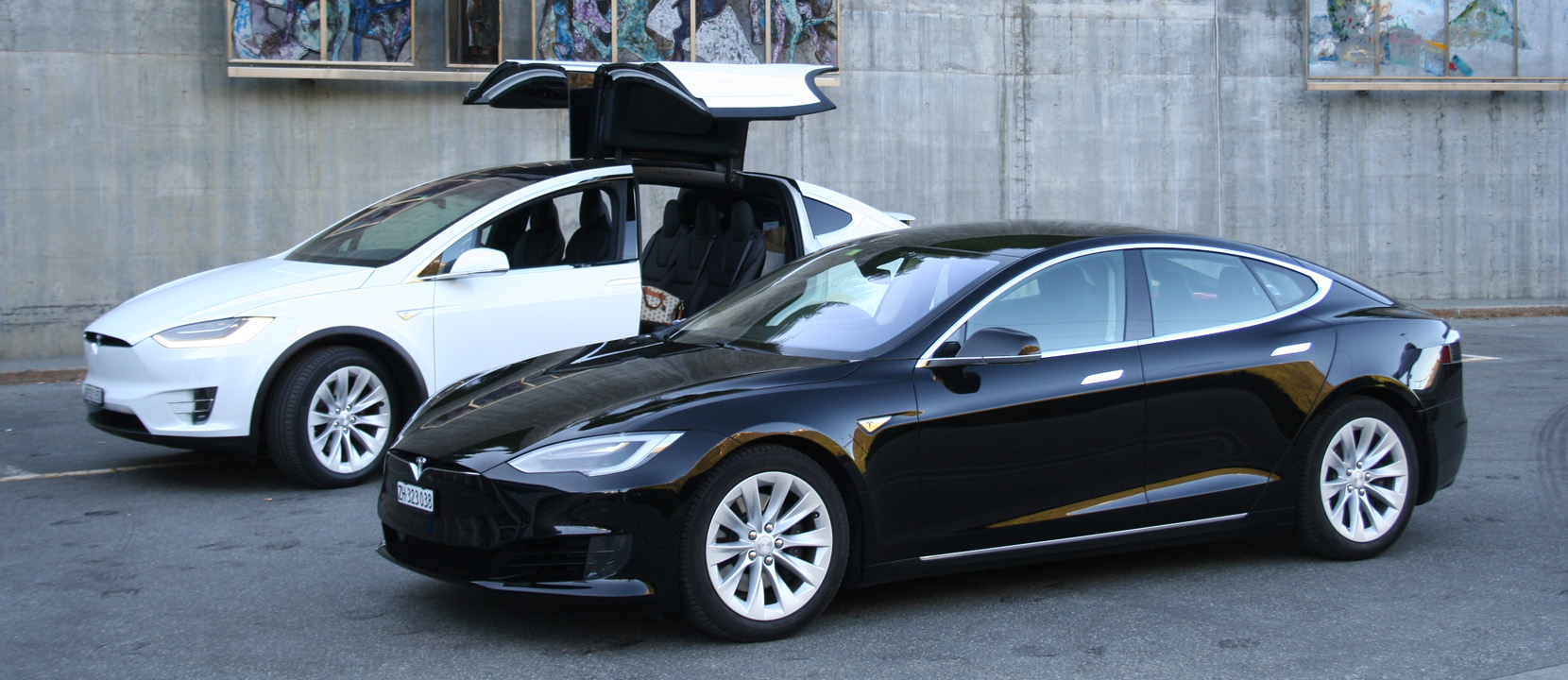 9 Day Exclusive TESLA RALLY SWISS PLATEAU through the scenic Swiss Valies and country roads