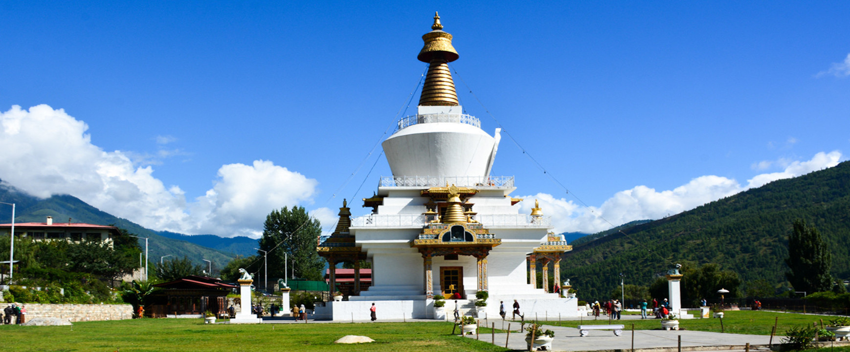 5 Day Bhutan Deluxe Private tour (economy class flight from Bangkok included) High Season