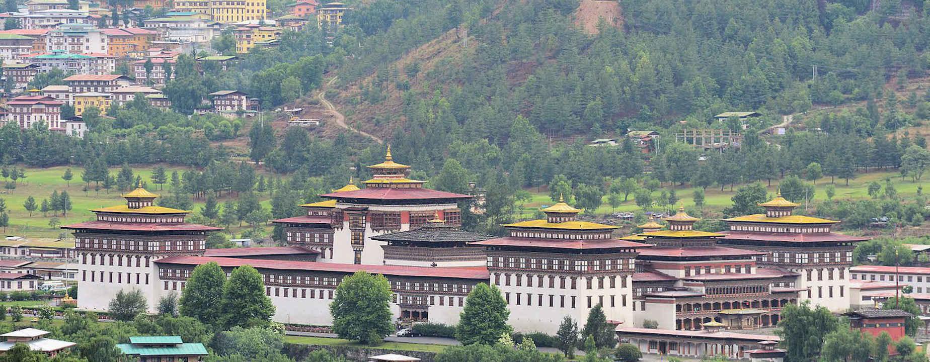 9 day Bhutan Cultural Premium Private Safari (business class flight from Bangkok included) High Season