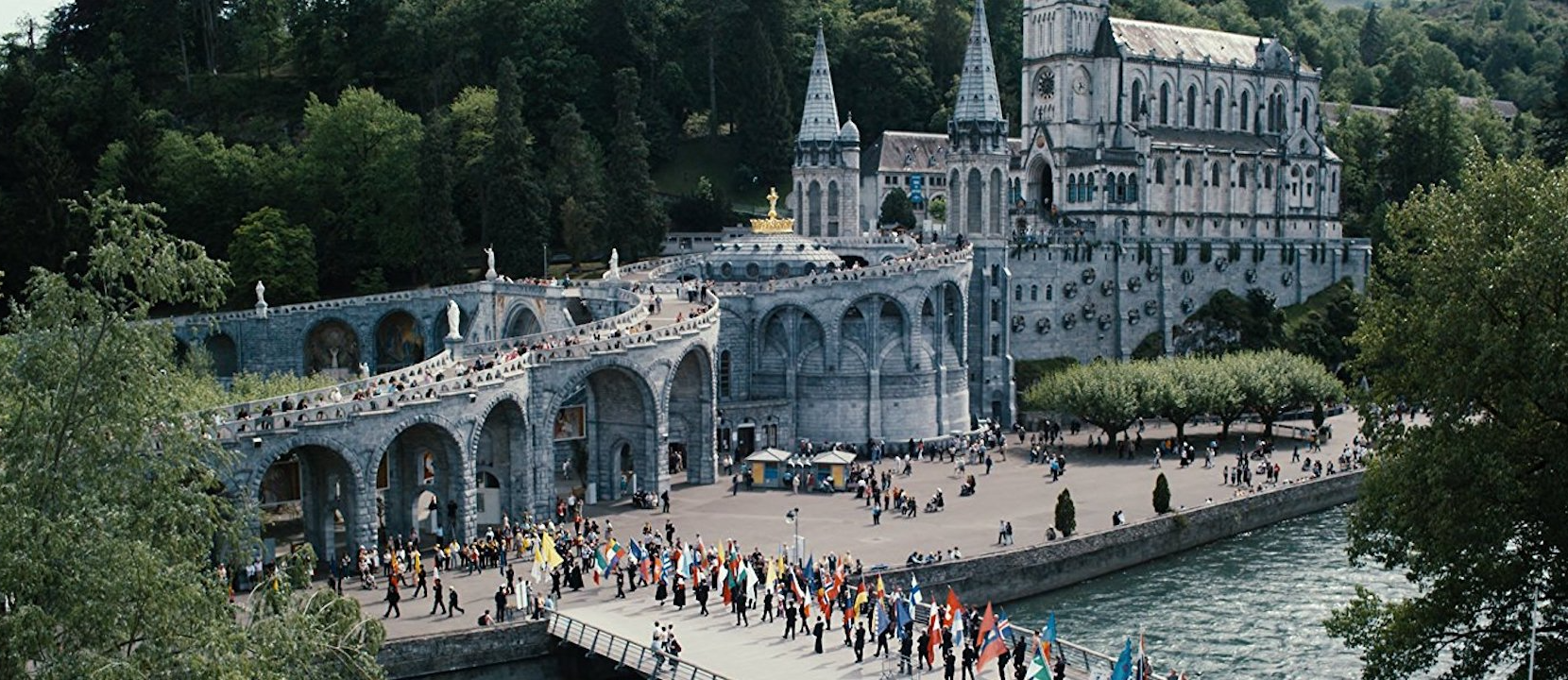 8 day Europe with highlight Lourdes