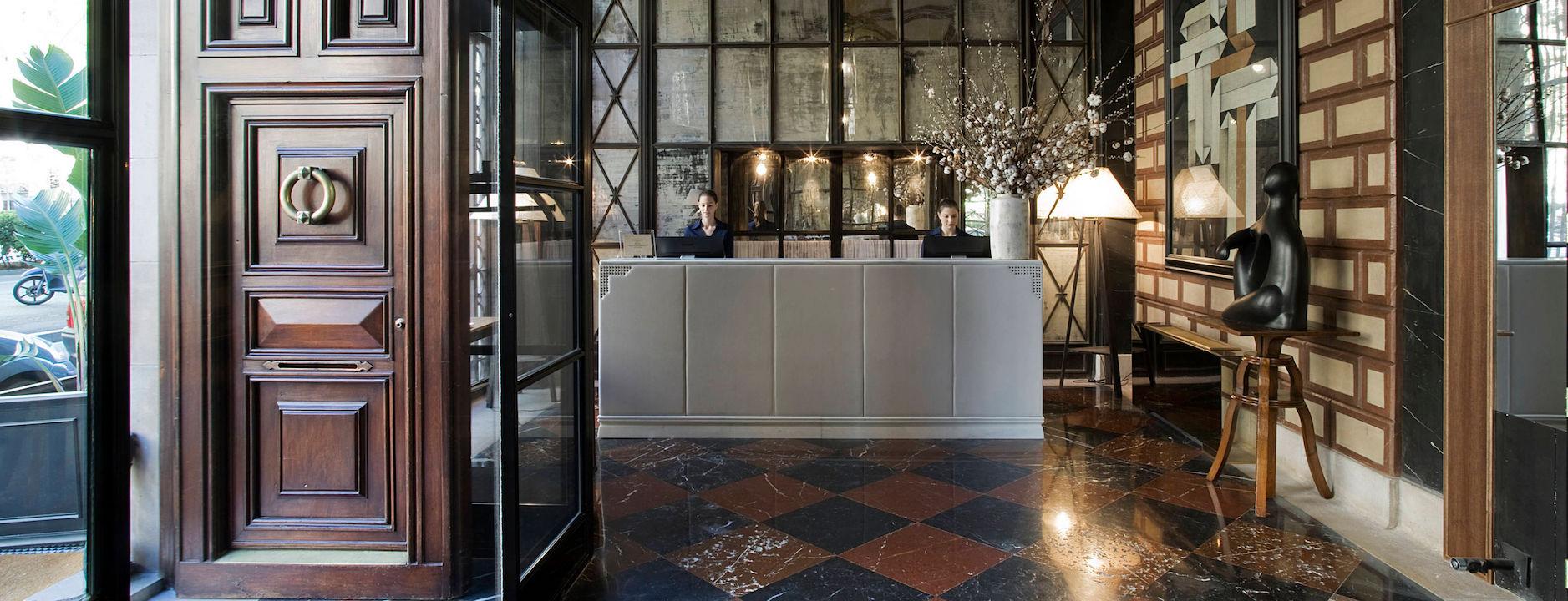 Cotton House Hotel ***** Barcelona / Spain