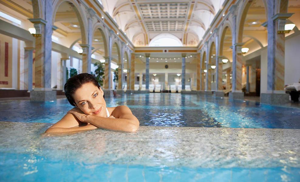 Grand Hotel Hof Ragaz *****
