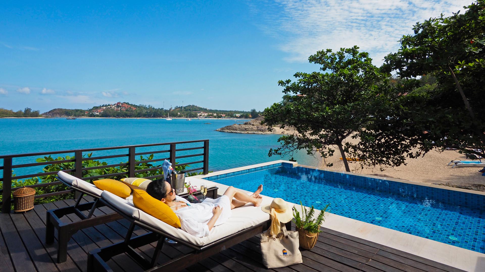 The Tongsai Bay *****  Ko Samui / Thailand
