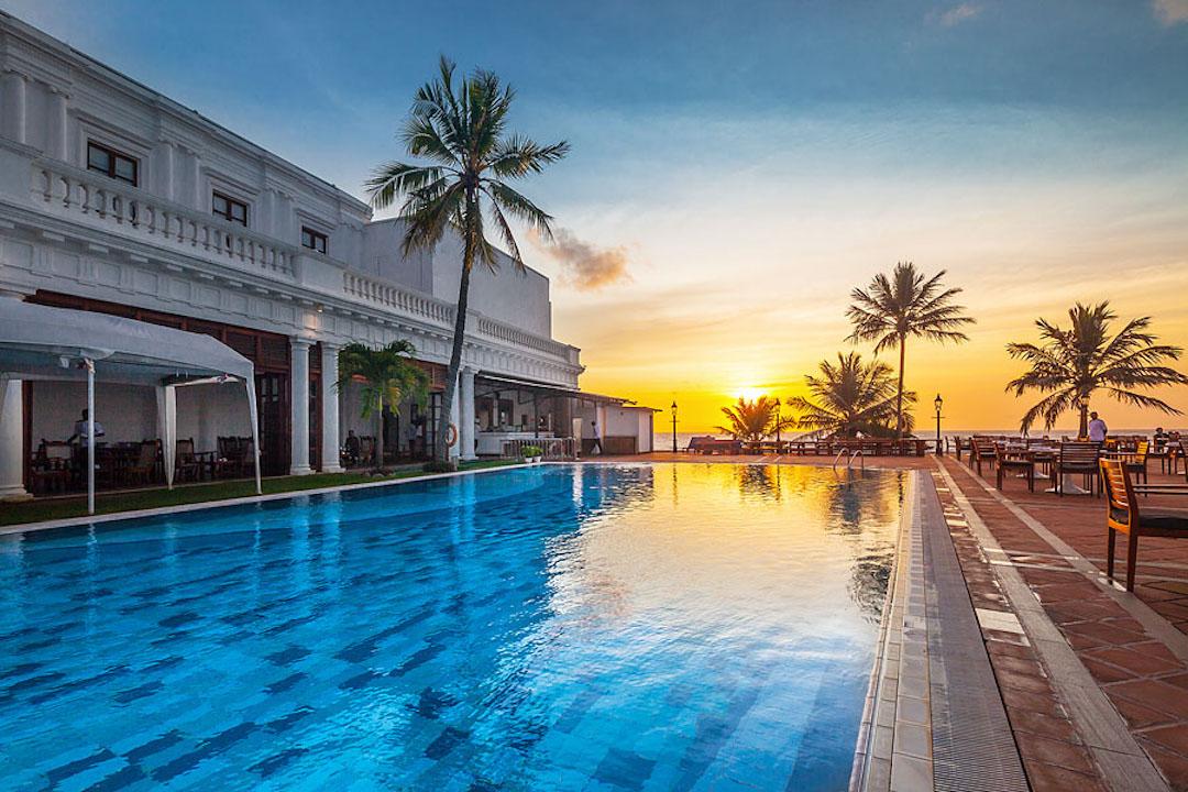 Mount Lavinia hotel ****  Colombo / SriLanka