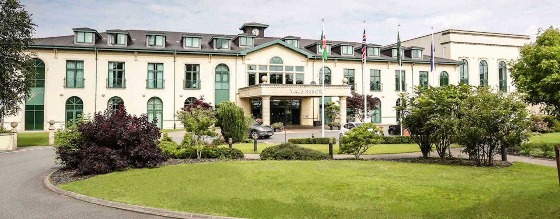 Vale Resort ****L & Hensol Castel Golf spa and Leisure hotel , Cardiff - United Kingdom