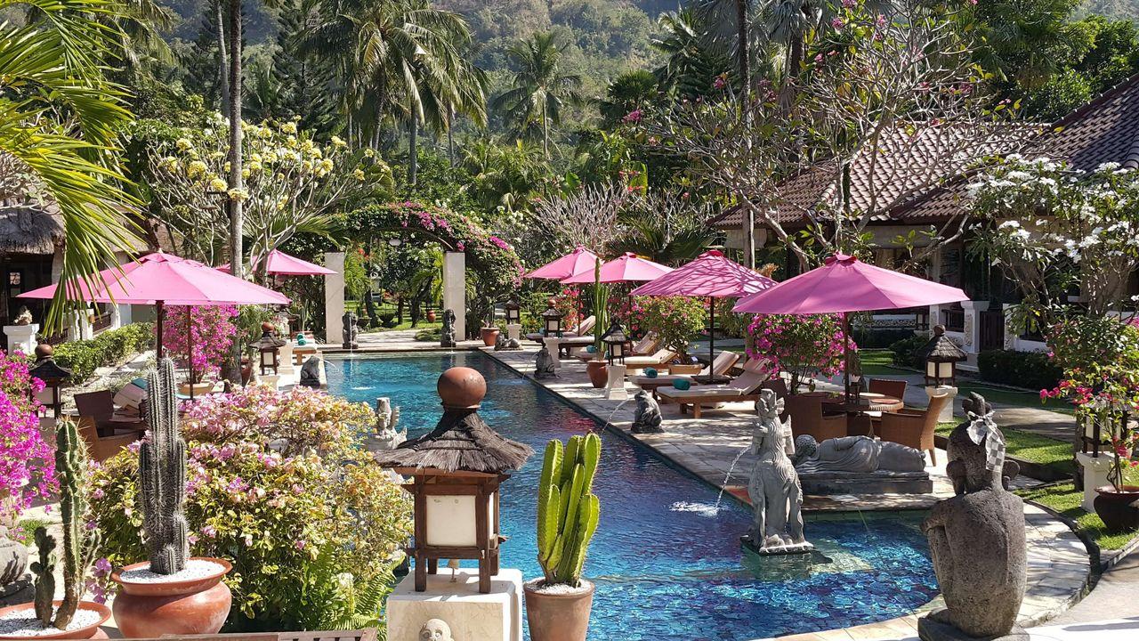 Puri Mas Luxury Boutique Resort and Spa , Lombok / Indonesia