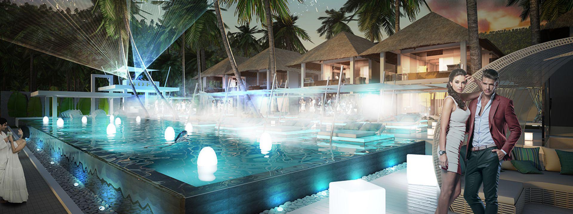 7 Secrets Resort & Wellness Retreat , Michelin starred - Lombok / Indonesia