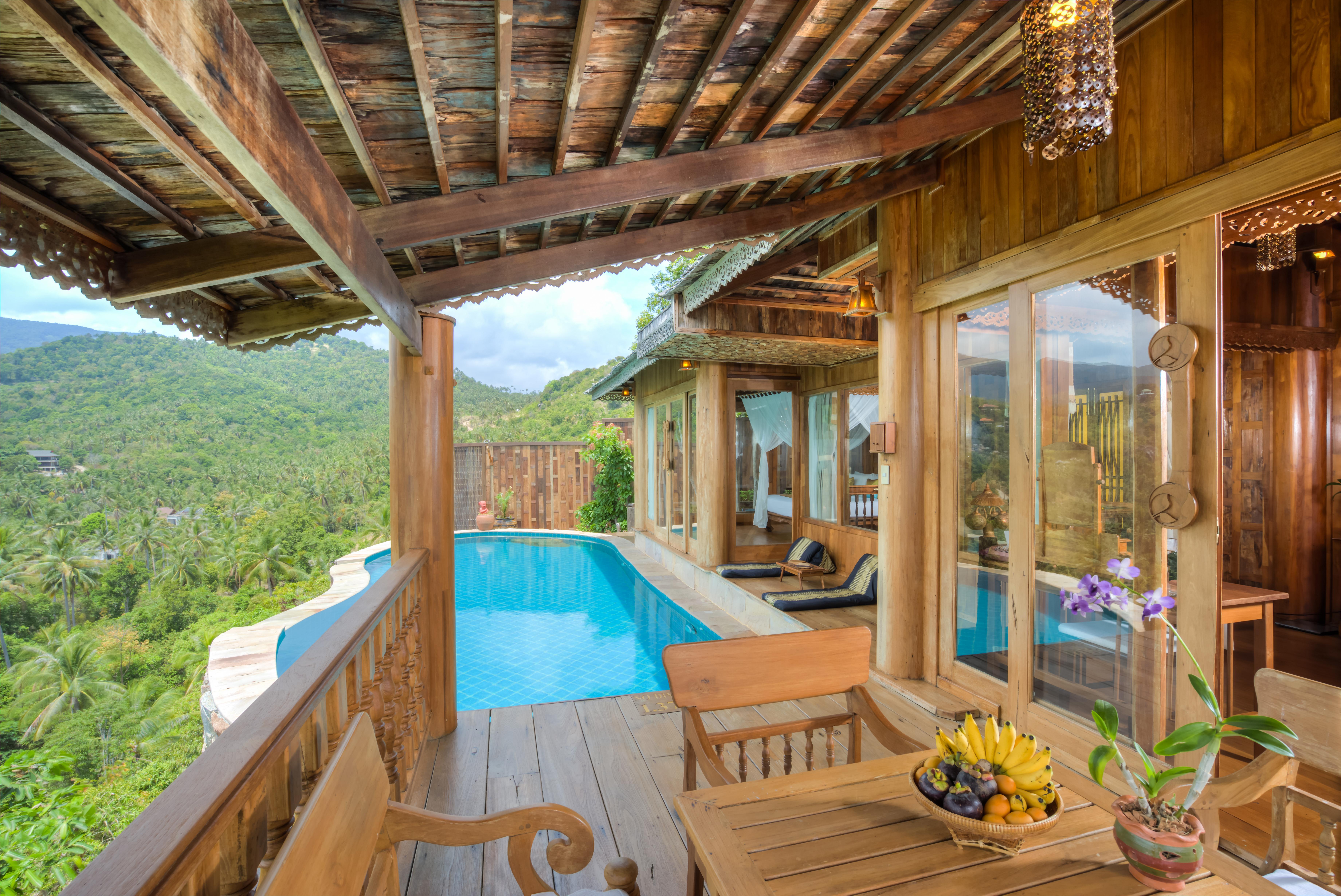 Santhiya Koh Phangan Resort & Spa ***** , Koh Phangan / Thailand