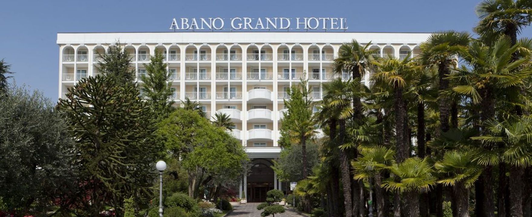 Abano Grand Hotel *****L Anti-Aging Thermal Spa ,  Albano / Italy