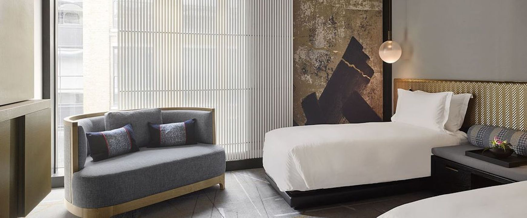 Nobu Hotel Shoreditch ***** , London