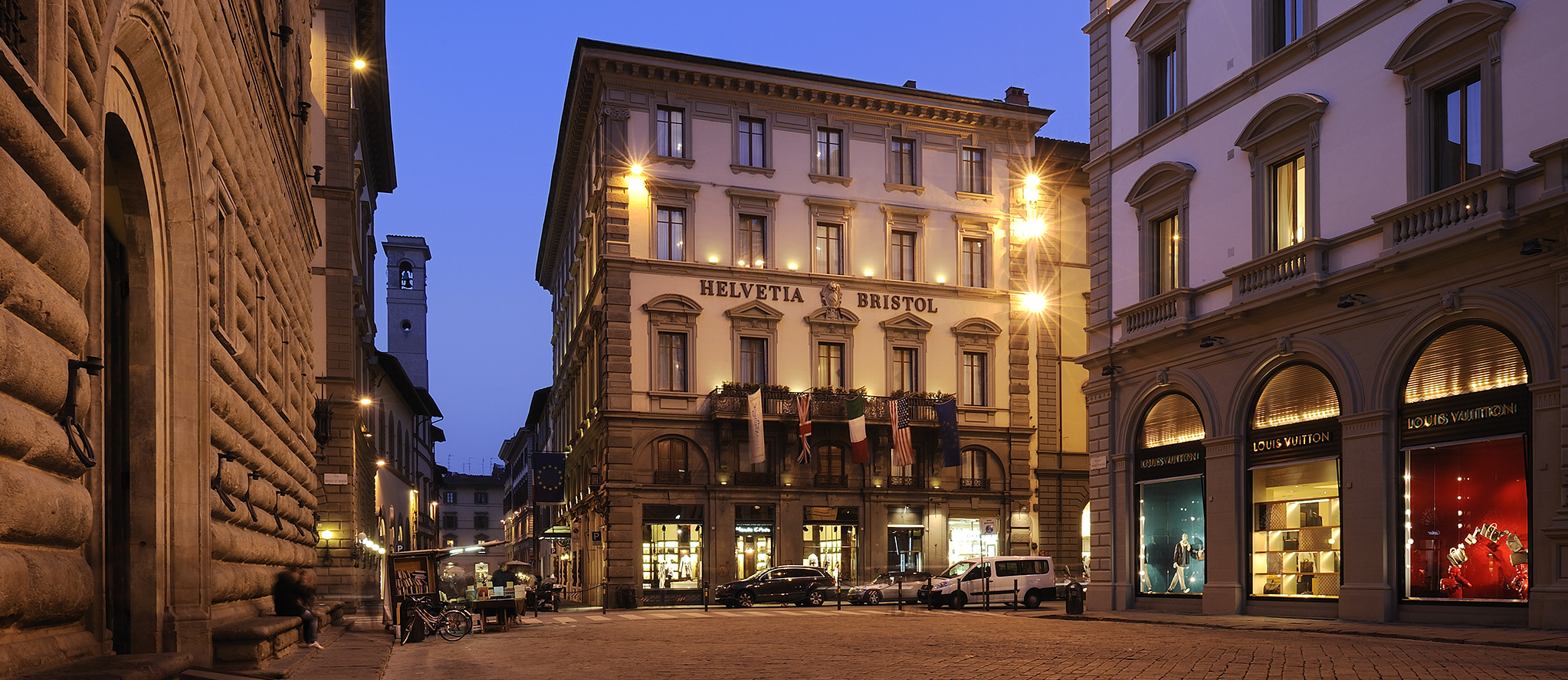 Hotel Helvetia & Bristol ***** , Florence / Italy
