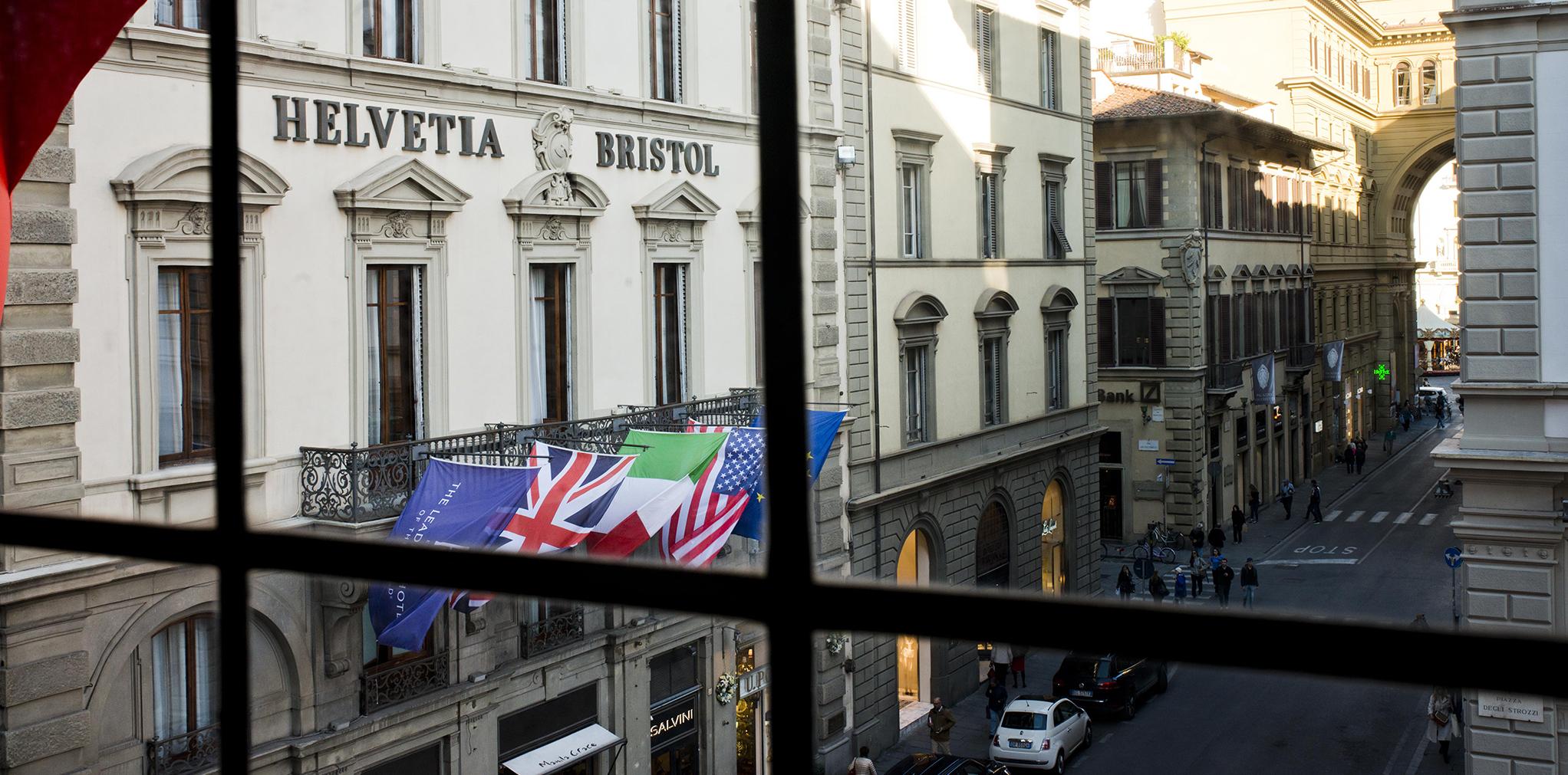 Hotel Helvetia & Bristol ***** , Florence / Italy