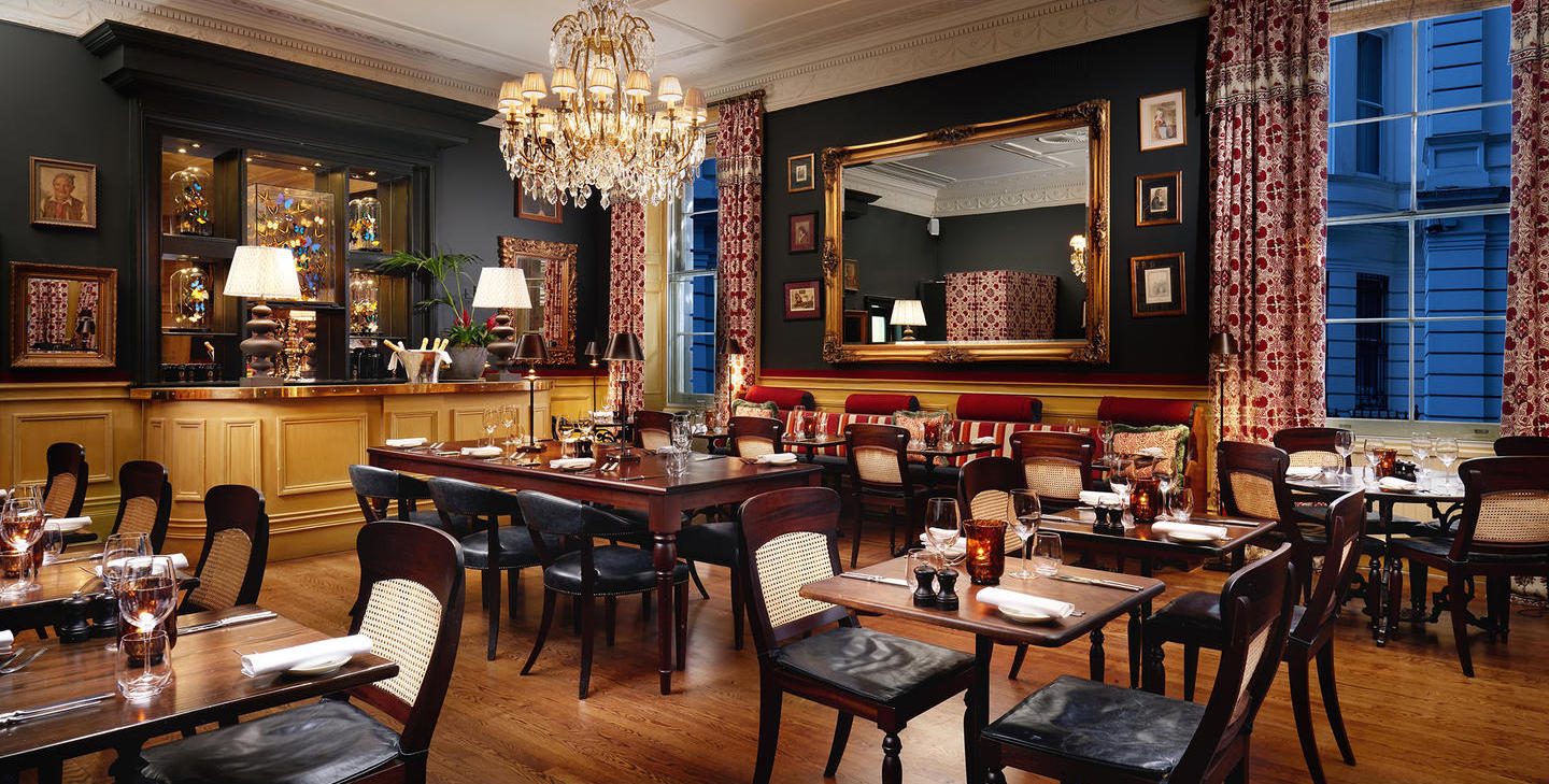 The Gore Luxury Boutique Hotel , Michelin Starred - London / England