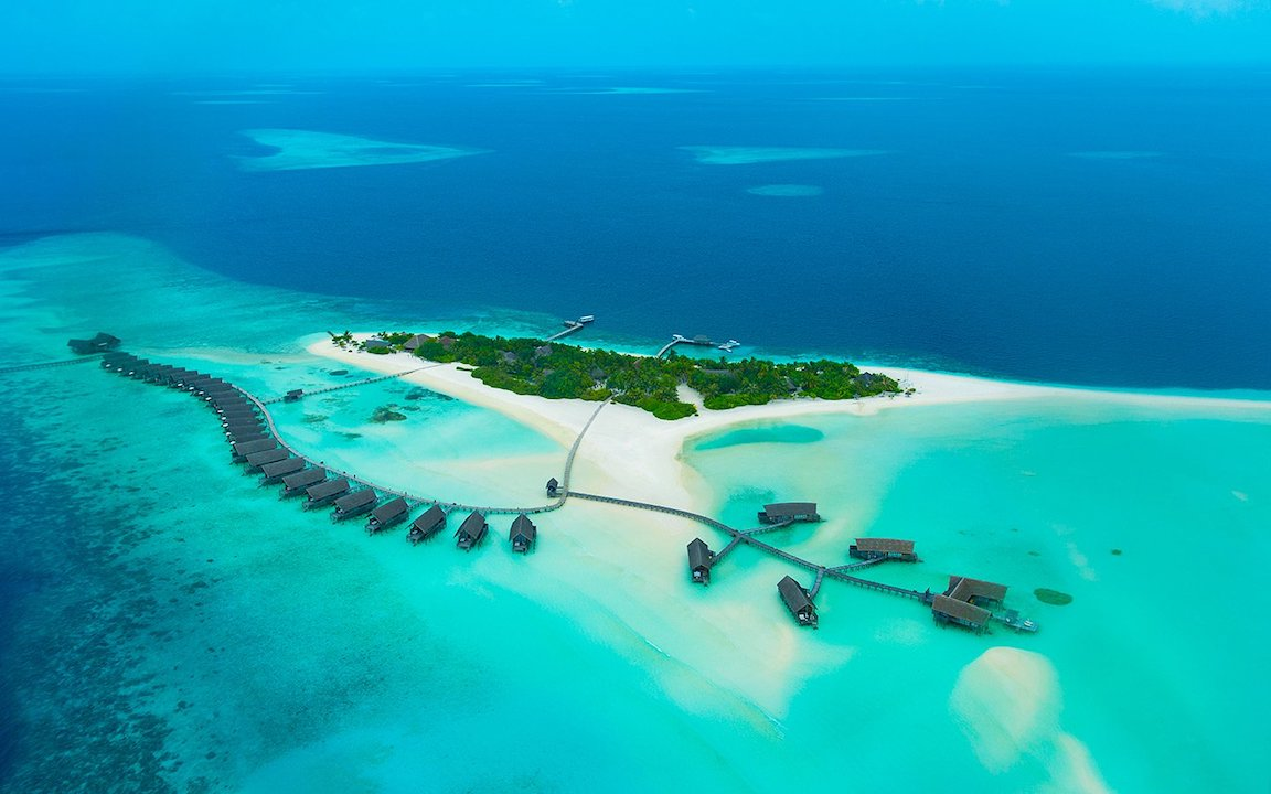 COMO Cocoa Island Luxury , Maldives