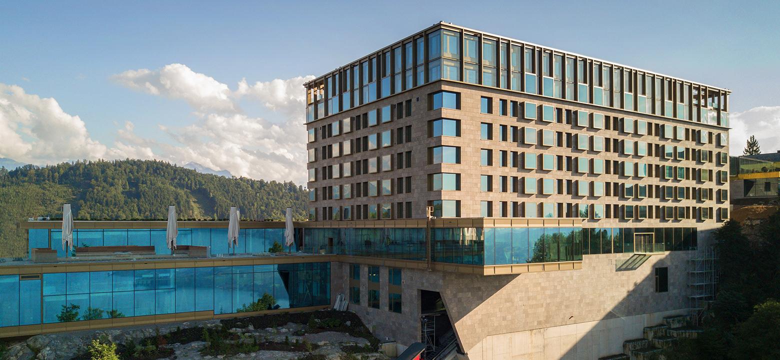 Bürgenstock hotel , Lucerne / Switzerland