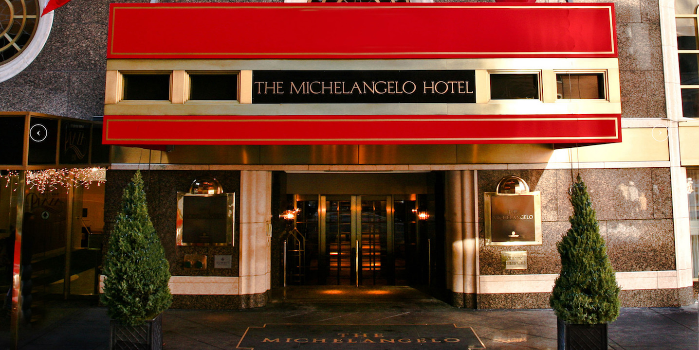 The Michelangelo , Luxury Boutique , New York / USA