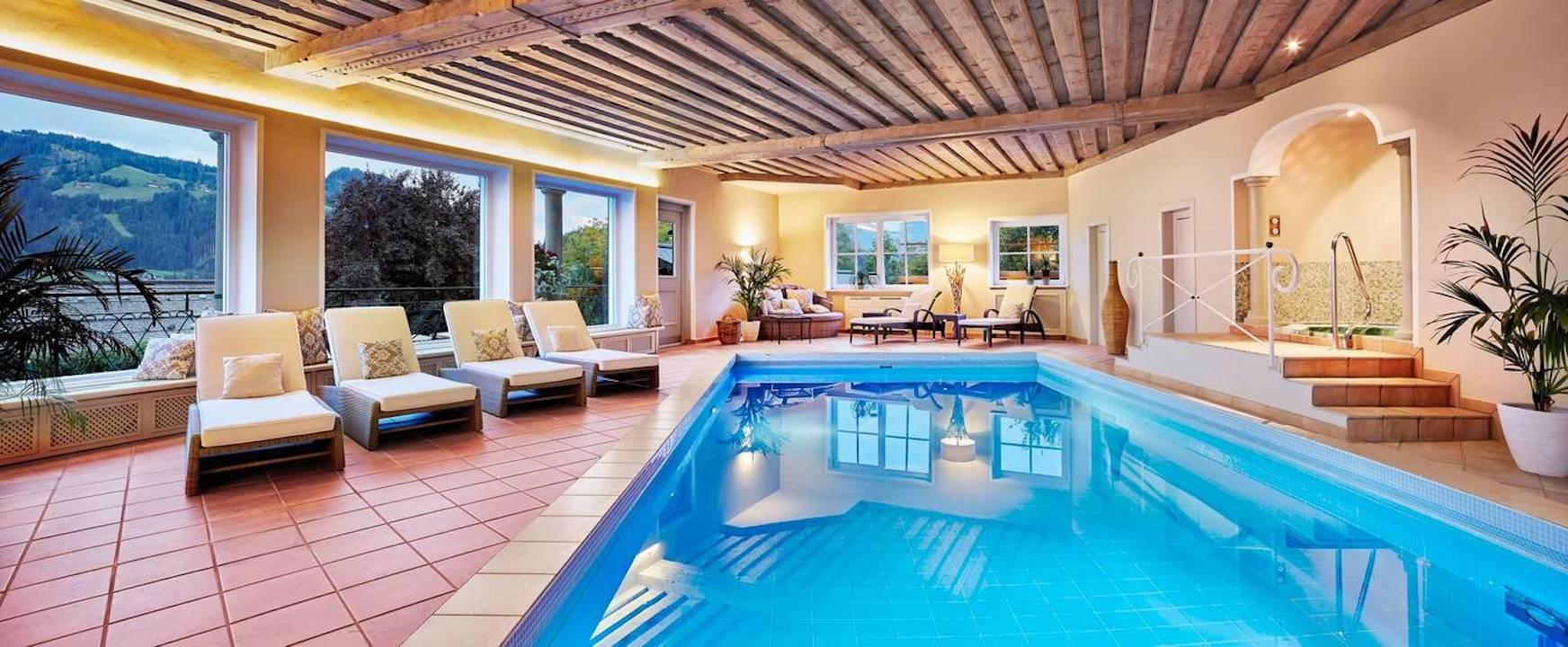 Tennerhof , Gourmet & Spa de Charme Hotel , Kitzbuhel / Austria