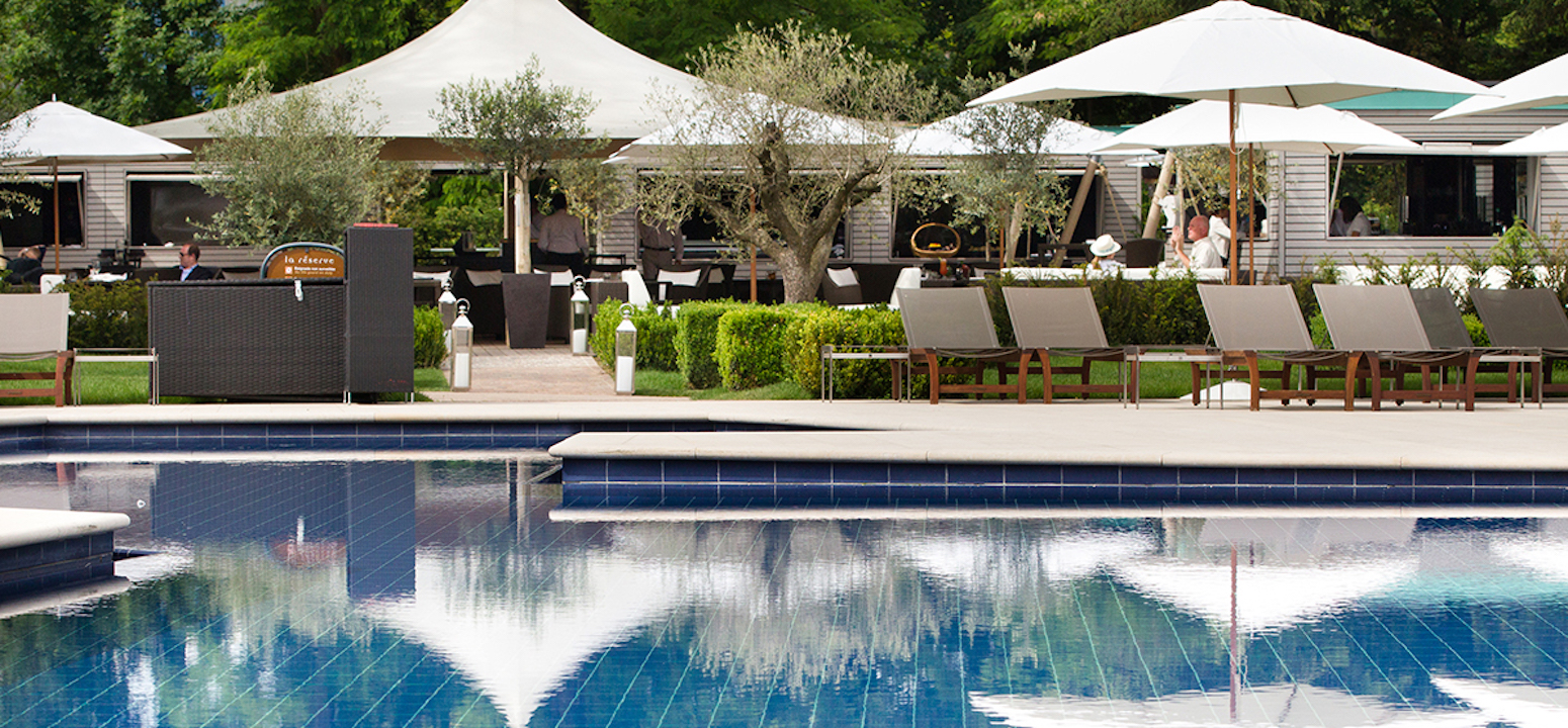 La Réserve Ramatuelle***** Hotel and Spa , Michelin starred - near Saint Tropez / France