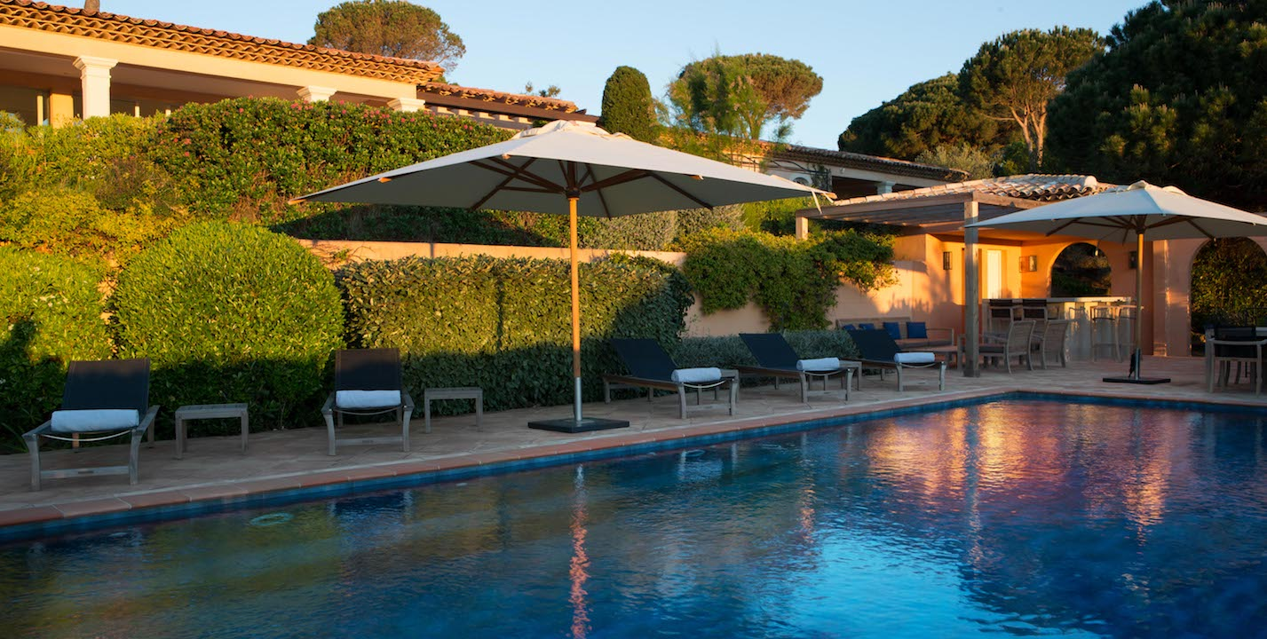 La Réserve Ramatuelle***** Luxury Villas, near Saint Tropez / France