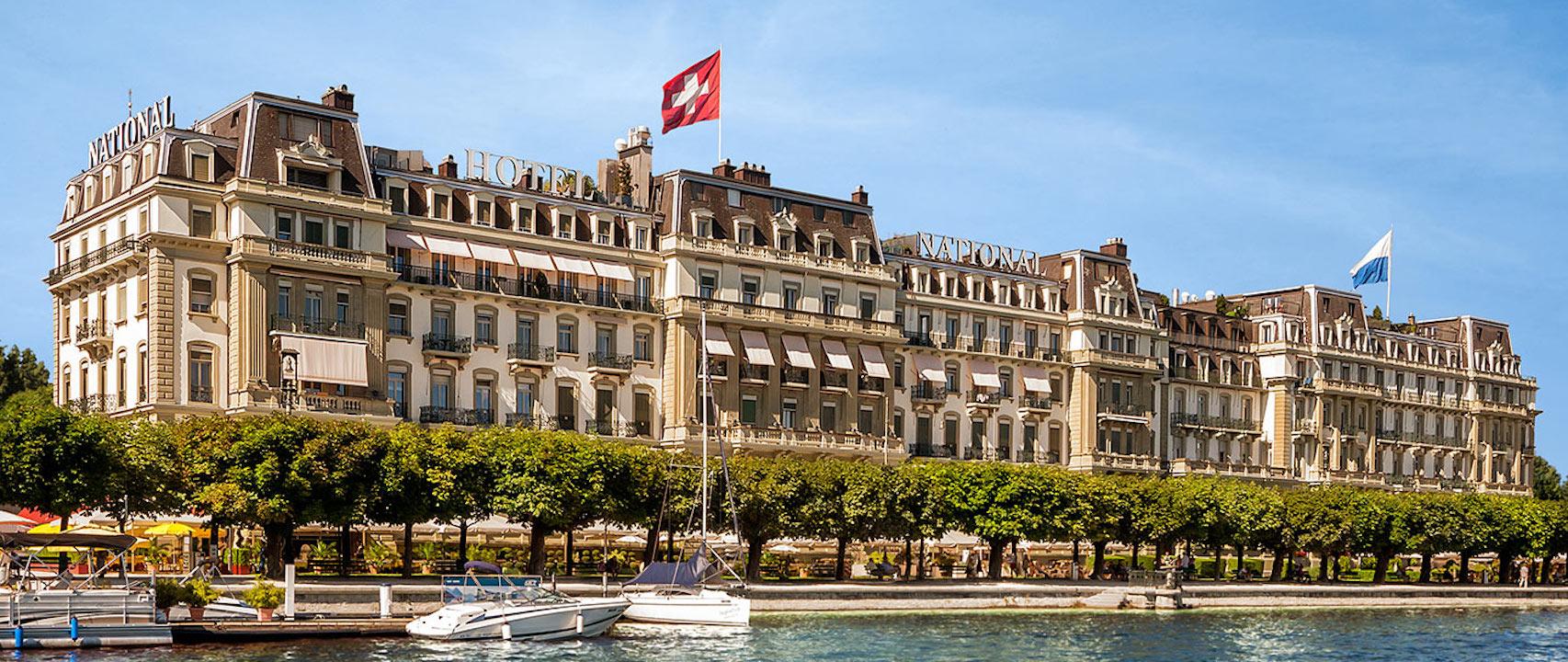 Grand Hotel National , Lucerne / Switzerland