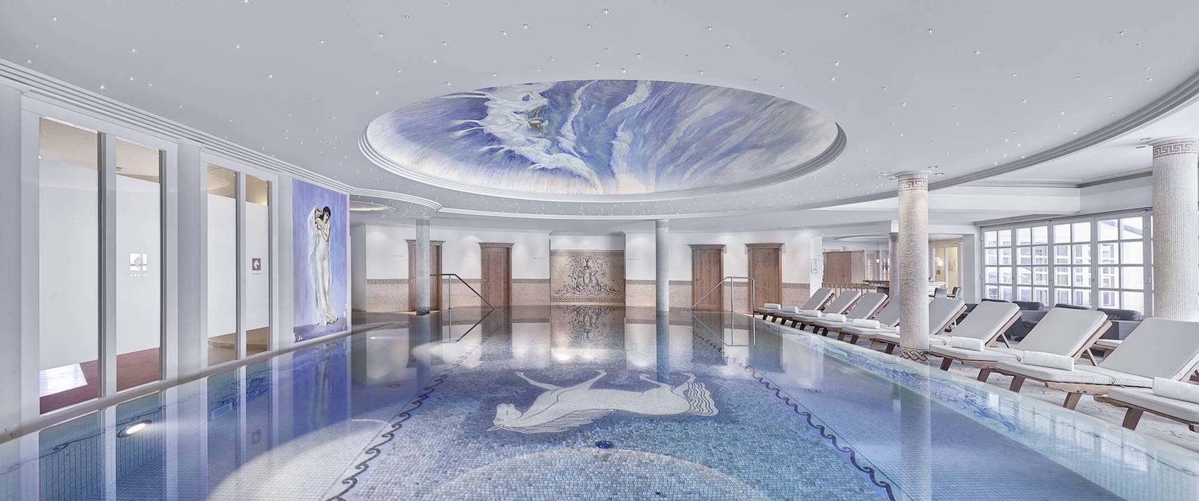 Hotel Weisses Roessl , Kitzbuehel / Austria
